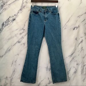Vintage classic bootcut Lauren jeans company
